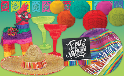 Cinco de Mayo 4th of July – The Party Store   Rutland and Claremont